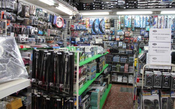 Cửa hàng bán buôn đồ điện tử tại Việt Nam
